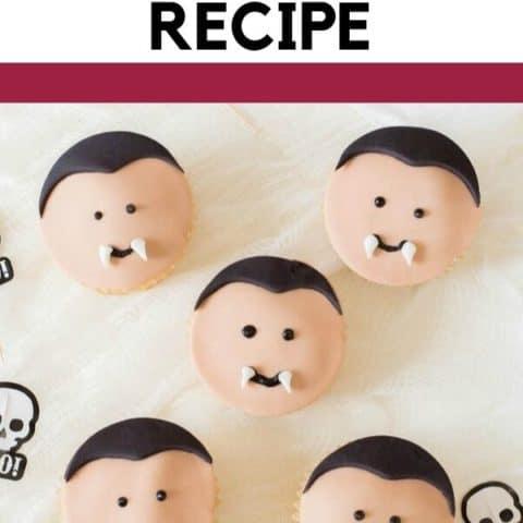 Vampire Cupcakes Recipe