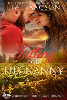 FREE Kindle Book: Falling for His Nanny (Horseshoe Home Ranch Romance Book 4)