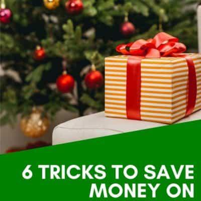 6 Tricks to Save Money on Christmas Toys