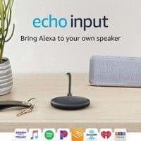 Echo Input – Bring Alexa to your own speaker