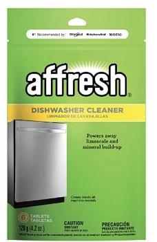 Affresh Dishwasher Cleaner (6 tablets): $2.99 + FREE Shipping