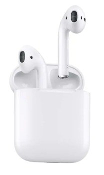 Apple AirPods: $128.99 (19% off) + FREE Shipping