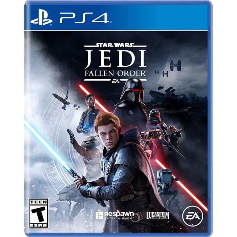 Star Wars Jedi: Fallen Order for PS4 or Xbox One: $33.74 (44% off) + FREE Shipping