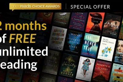 KindleUnlimited Membership: 2-months for FREE