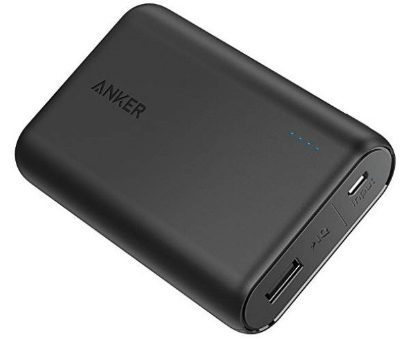 Anker PowerCore 10000 Portable Charger: $17.49 (33% off)