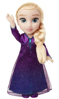 Disney Frozen 2 Elsa Musical Doll Sings Into the Unknown: $19.99 (43% off)