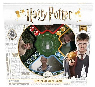 Harry Potter Triwizard Maze Game: $5.99 (40% off)