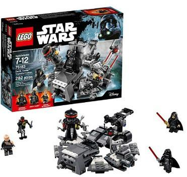 LEGO Star Wars Darth Vader Transformation: $9.09 (64% off)