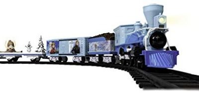 Lionel Disney's Frozen Battery-powered Model Train Set: $34.99 + FREE Shipping