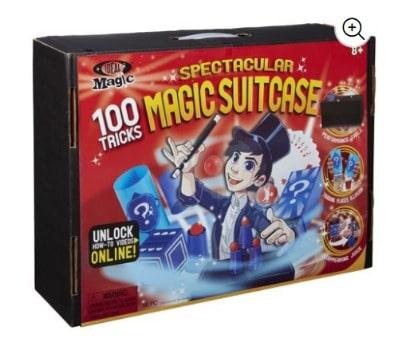 Ideal Magic Spectacular Magic Suitcase: $14.99 (63% off)