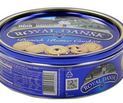 Royal Dansk Danish Butter Cookies (12 oz.): $2.78 + FREE Shipping