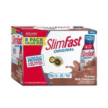 Printable Coupon: $2 off SlimFast Original + Walmart Deal