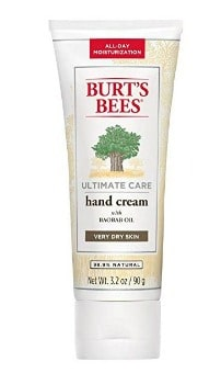 Burt's Bees Ultimate Care Hand Cream (3.2 oz.): $4.96 + FREE Shipping