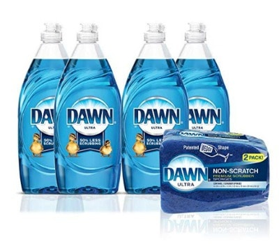 Dawn Ultra Dish Soap Combo Pack: $8.94 (39% off) + FREE Shipping