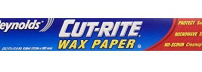Reynolds Cut-Rite Wax Paper (75 sq. ft.): $1.51 + FREE Shipping