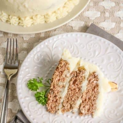 April Fools Day Prank: Meatloaf Cake Recipe