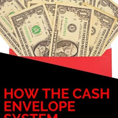How the Cash Envelope System Works with Your Budget