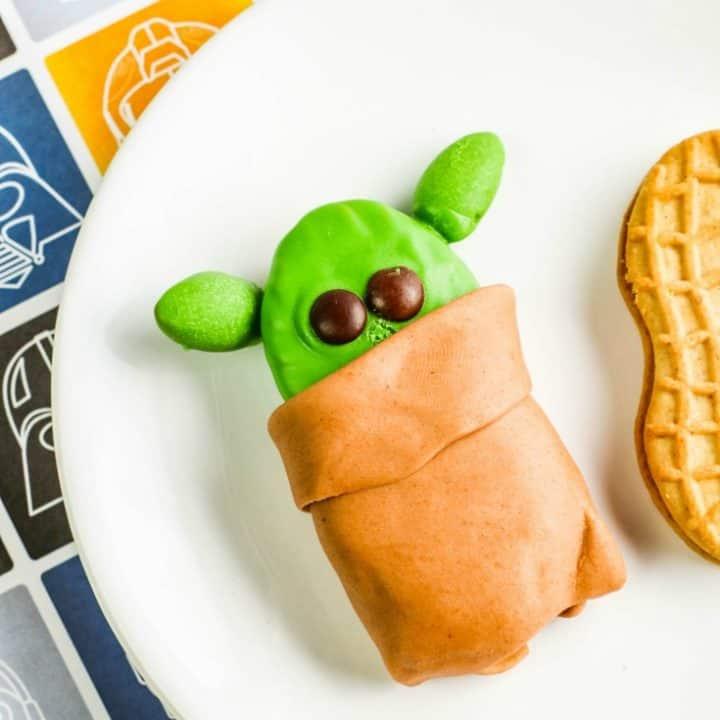 Baby Yoda Nutter Butter Cookie Recipe