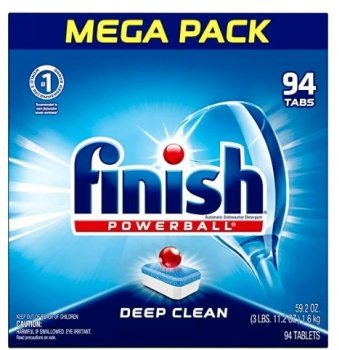 Finish Powerball Tablets (94 ct.): $9.57 each + FREE Shipping