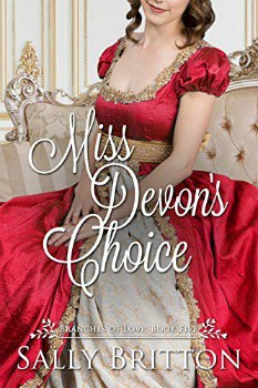 FREE Kindle Book: Miss Devon's Choice (Branches of Love Book 5)