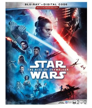 Star Wars: The Rise of Skywalker Blu-ray: $22.99