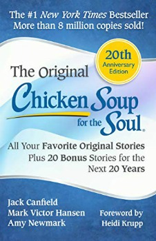 FREE Kindle Book: Chicken Soup for the Soul 20th Anniversary Edition