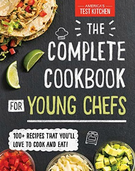 The Complete Cookbook for Young Chefs Kindle Book: $1.99 (90% off)