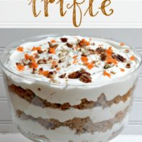 Carrot Cake Trifle
