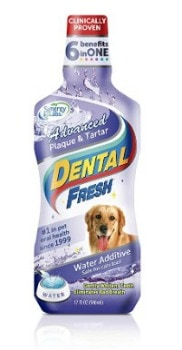 Dental Fresh Water Additive for Pets: $2.43 + FREE Shipping