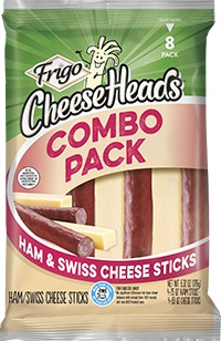 Printable Coupon: $1 off Frigo Ham & Swiss Cheese Sticks Combo Pack + Kroger Deal