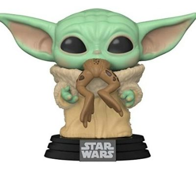 Funko Pop! Star Wars: The Mandalorian – The Child with Frog: $8.78 (20% off)