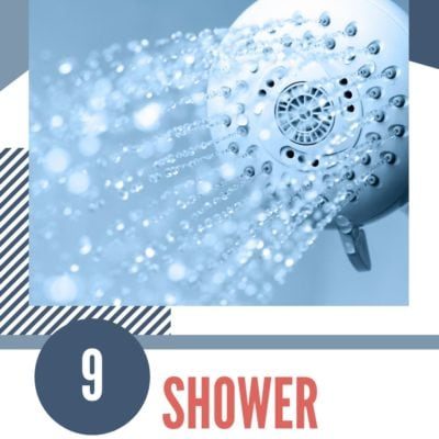 9 Shower Cleaning Hacks