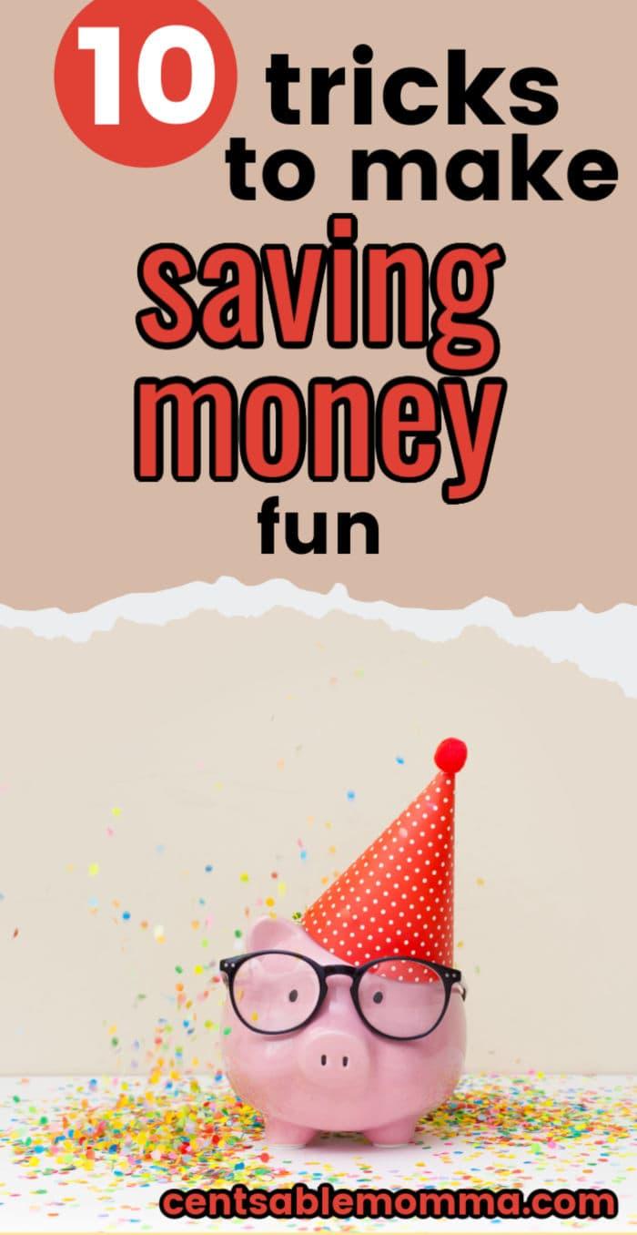 Como tornar divertido poupar dinheiro 9