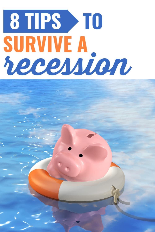 Como sobreviver a uma recessão 1