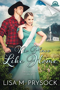 FREE Kindle Book: No Place Like Home (Whispers in Wyoming Book 8)