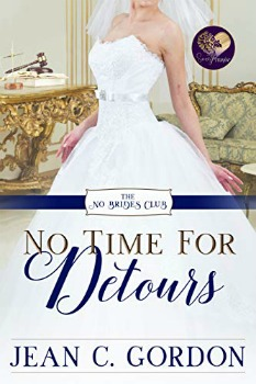 FREE Kindle Book: No Time for Detours (The No Brides Club Book 9)