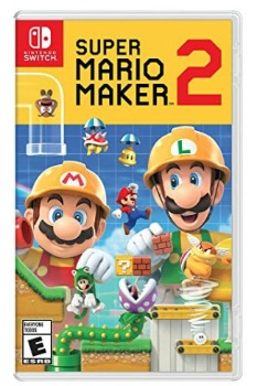 Super Mario Maker 2 Switch Video Game: $39.99 (33% off) + FREE Shipping