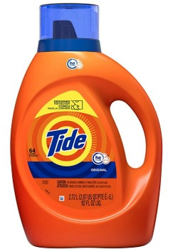Tide HE Liquid Laundry Detergent (92 oz.): $8.97 + FREE Shipping
