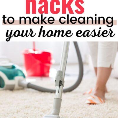 7 Vacuuming Hacks