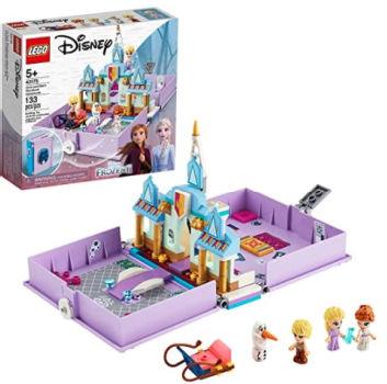 LEGO Disney Anna and Elsa's Storybook Adventures: $16 (20% off)