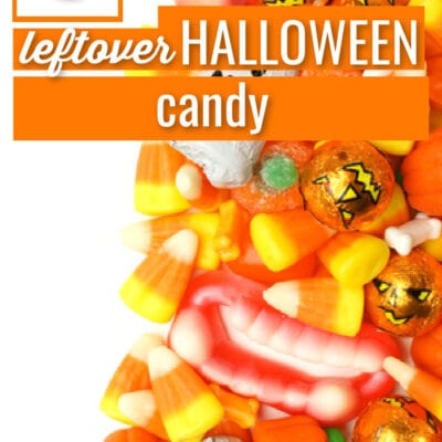 6 Uses for Leftover Halloween Candy