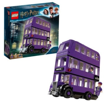 LEGO Harry Potter The Knight Bus Building Kit: $19.49 (51% off)