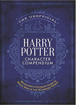 The Unofficial Harry Potter Character Compendium Hardcover Book: $8.49 (50% off)