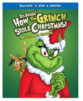 How the Grinch Stole Christmas Blu-Ray/DVD Combo: $5.99 (70% off)