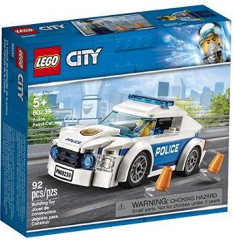 LEGO City Police Patrol Car: $5.99 (40% off)