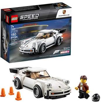 LEGO Speed Champions 1974 Porsche 911 Turbo 3.0: $11.99 (20% off)