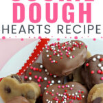 Chocolate Covered Cookie Dough Hearts Recipe 111520