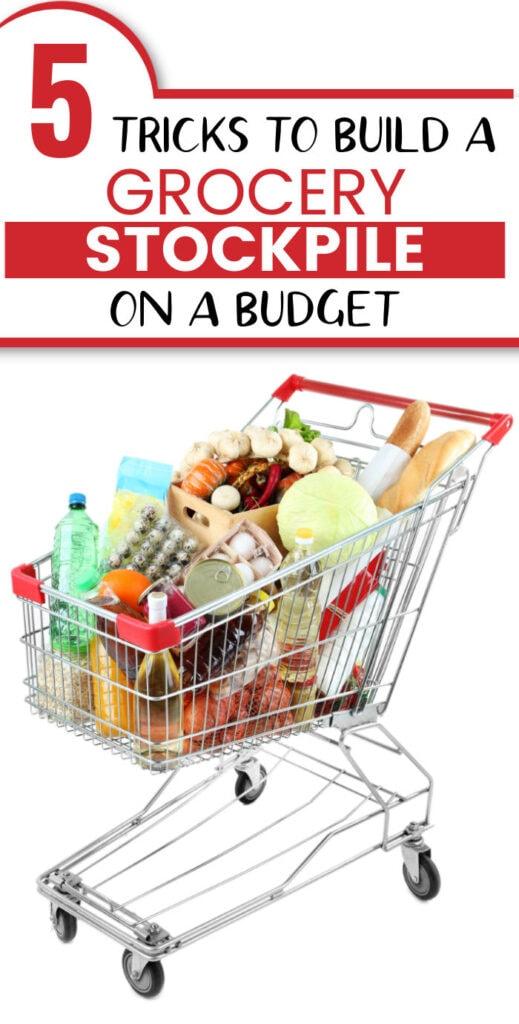 5 truques para construir um estoque de alimentos dentro do orçamento 5