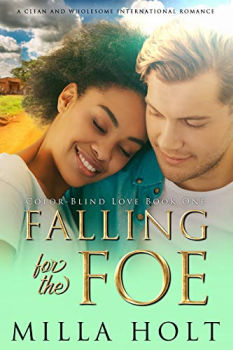 Livro Kindle GRATUITO: Falling for the Foe (Livro 1 do amor para daltônicos) 1