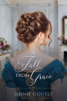 Livro Kindle GRATUITO: A Fall from Grace (Clavering Chronicles Book 1) 1